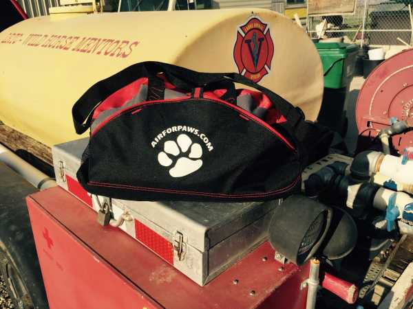 Air For Paws Resuscitation Kits Lrtc Emergency Response Team